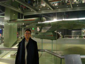 USS Enterprise And Nur